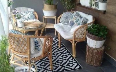 5 conseils pour aménager son balcon pour les beaux jours !